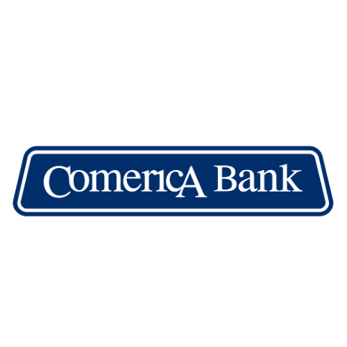 Transparent Comerica Bank Logo.png