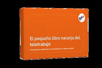 GFS Libro naranja. Guía gratuita teletrabajo
