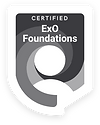 GFS Certificado Oficial ExO Foundations GFS