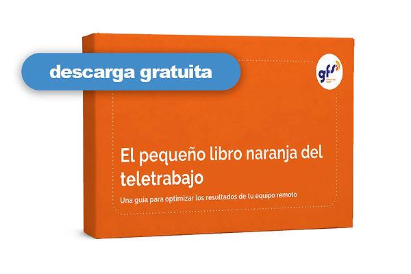 GFS Libro naranja. Guía teletrabajo gratuita