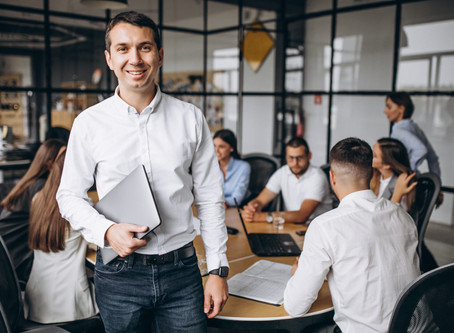 ¿Cómo liderar a tu equipo a través de la Transformación Digital y la Innovación Corporativa?