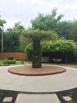 Garden Centerpiece