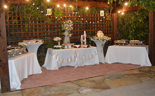 Wedding Reception-Red Gate Inn