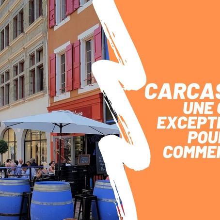 CARCASSONNE: JProd soutient les commerçants de la Ville !