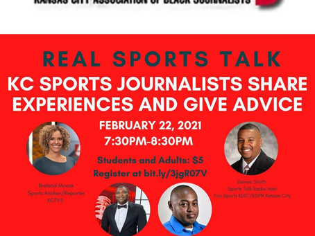 KCABJ: Real Sports Talk