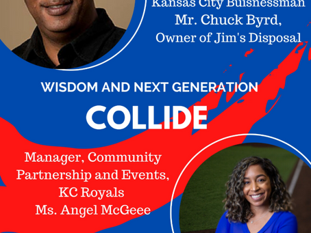 """Join us for """"Collide"""" on April 23rd"""