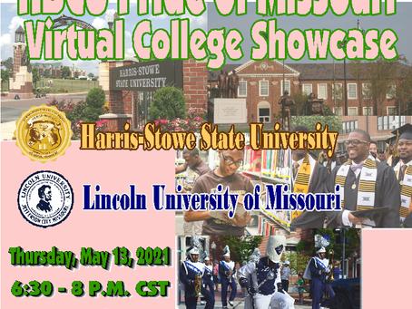 HBCU Pride of Missouri Virtual College Showcase