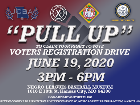 PULL UP: Voters Registration Drive