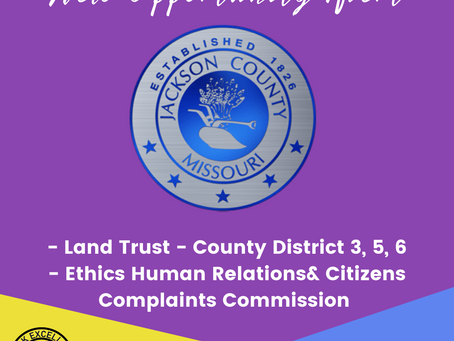 Appointments Project: Jackson County Vacancies