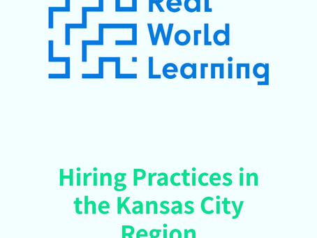 Real World Learning Survey