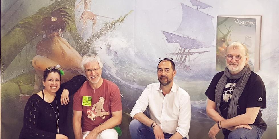 5ème Festival de l'illustration et de la BD du Pays d'Ancenis