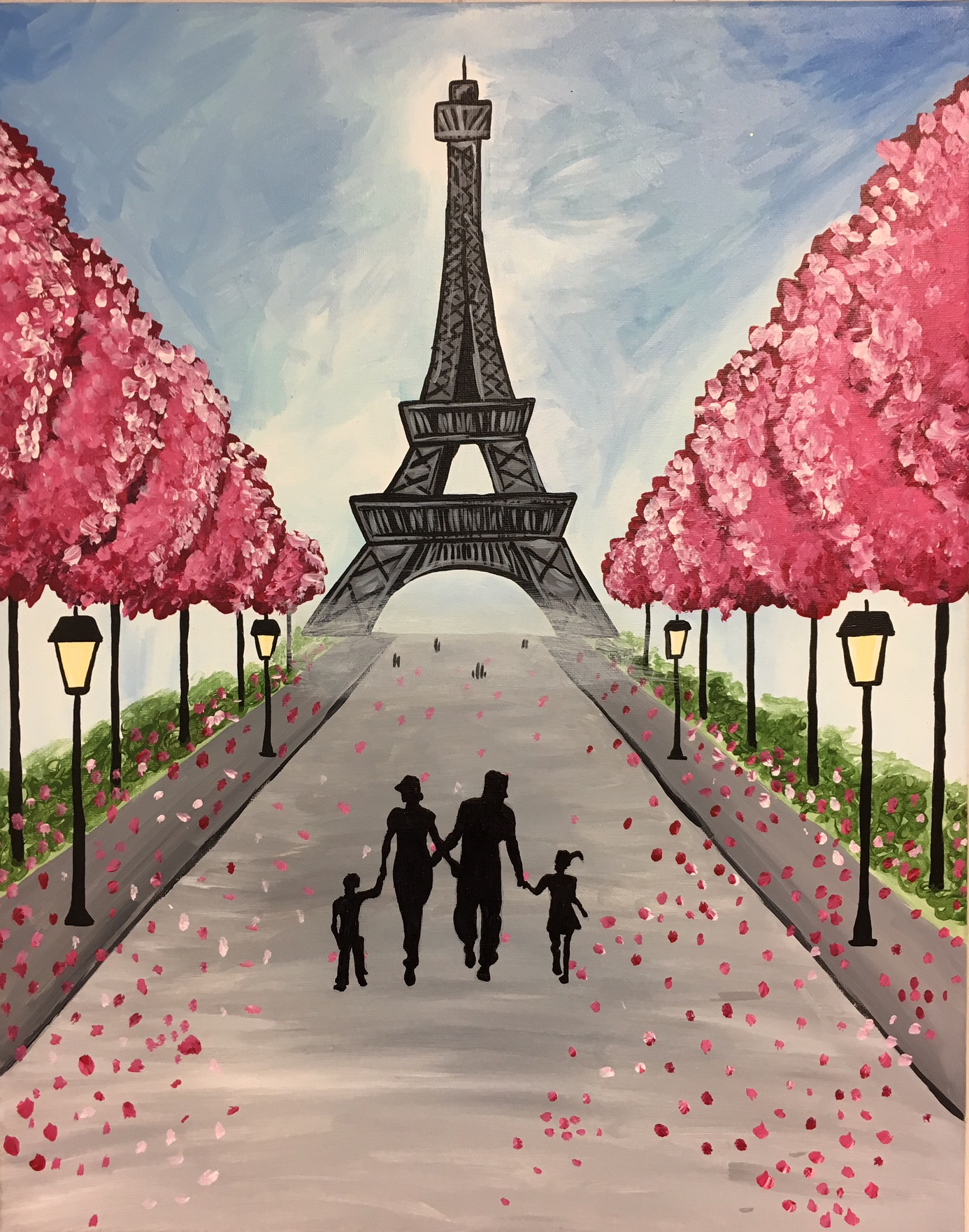 Paris in the Spring.JPG