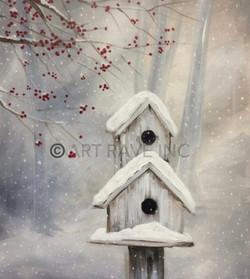 Home Tweet Home Snow