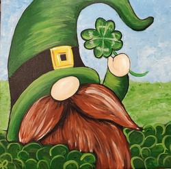 Luck of the Irish Gnome