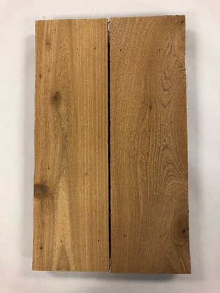 "2 Panel Wood Pallet (18""x11"")"