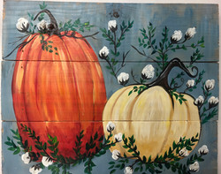 Pumpkins & Vines