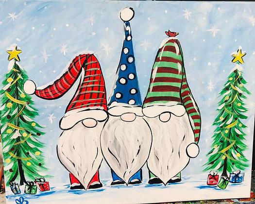 AB-Christmas Gnomes