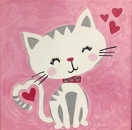AB-Pink Kitty