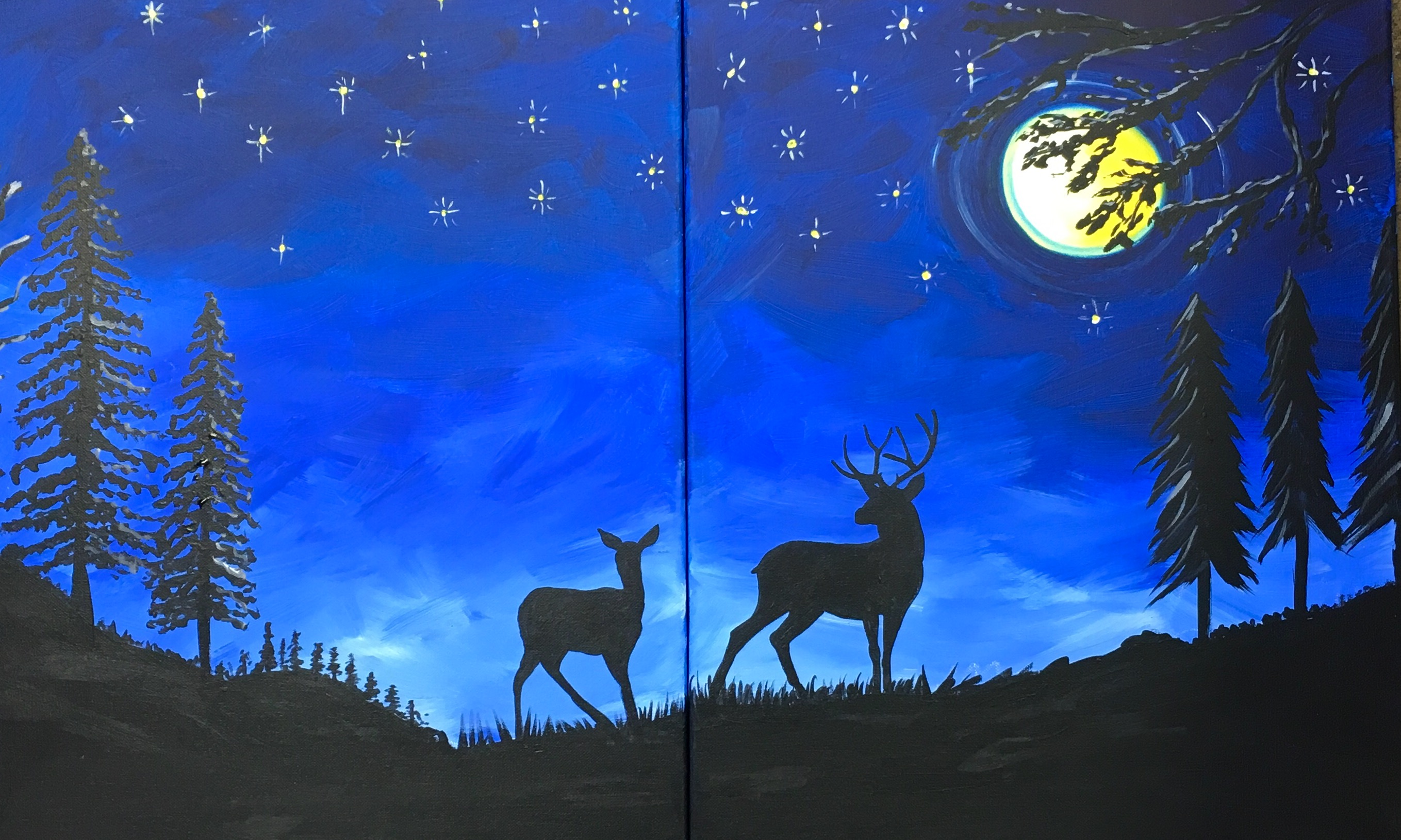 Buck & Doe - Couples Paint.jpg