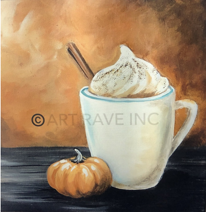 C-Pumpkin Latte (Nov)