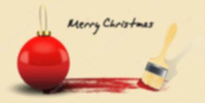 christmas ball with paint brush.jpg