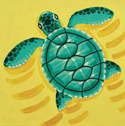 AB-Baby Sea Turtle