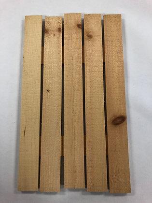5 Board Thin Panel Pallet