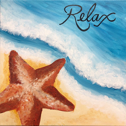 AB-Relax-Starfish (Addt'l Kits)