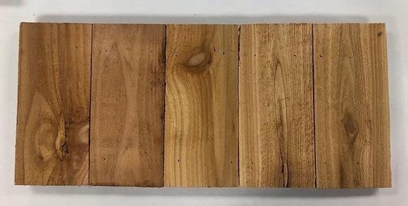 "5 Panel Straight Wood Pallet (27.5""x12"""