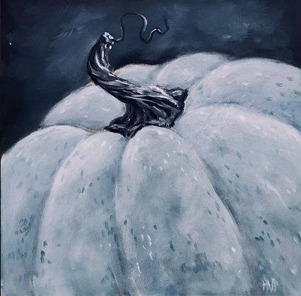 AB- White Pumpkin