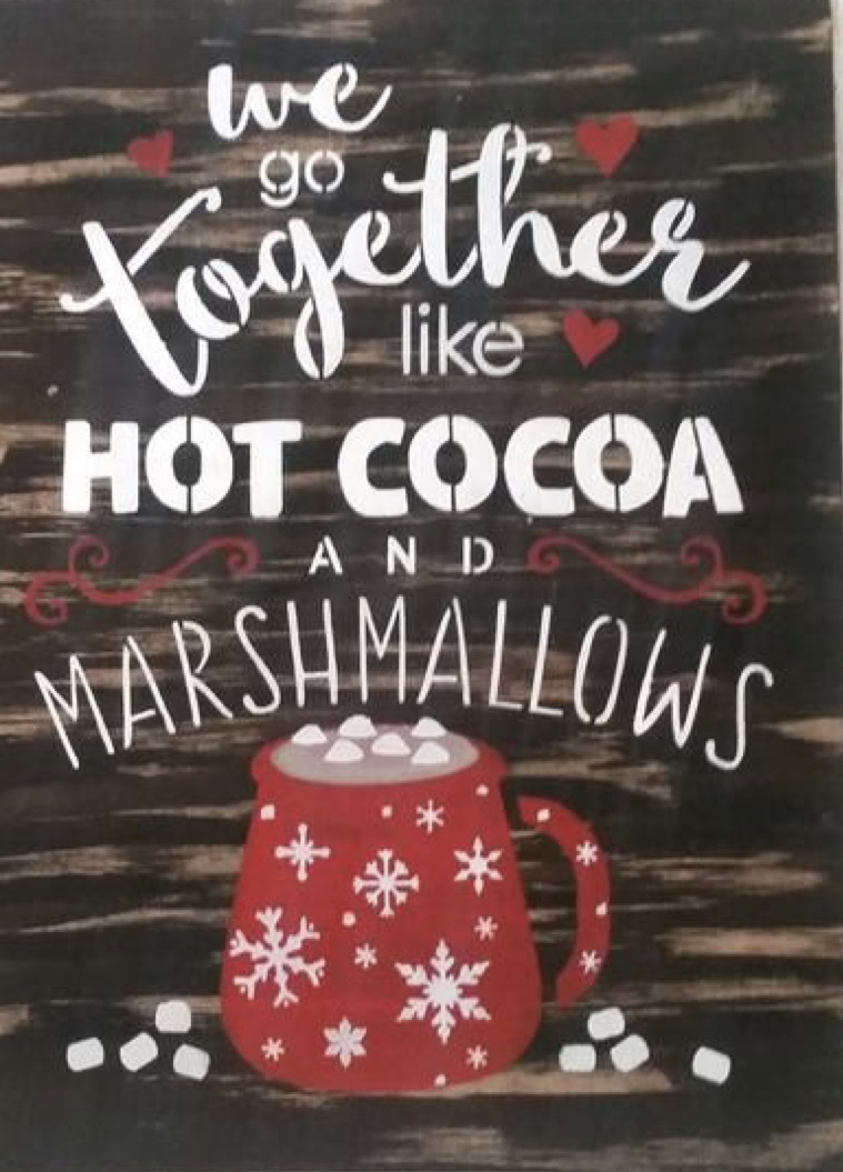 Cocoa & Marshmallows