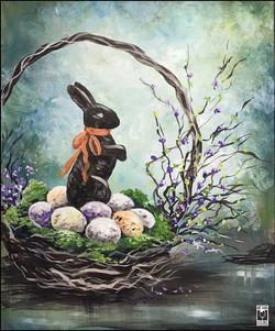 Easter Memories - Chocolate Bunny