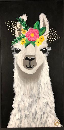 Llama Mamma