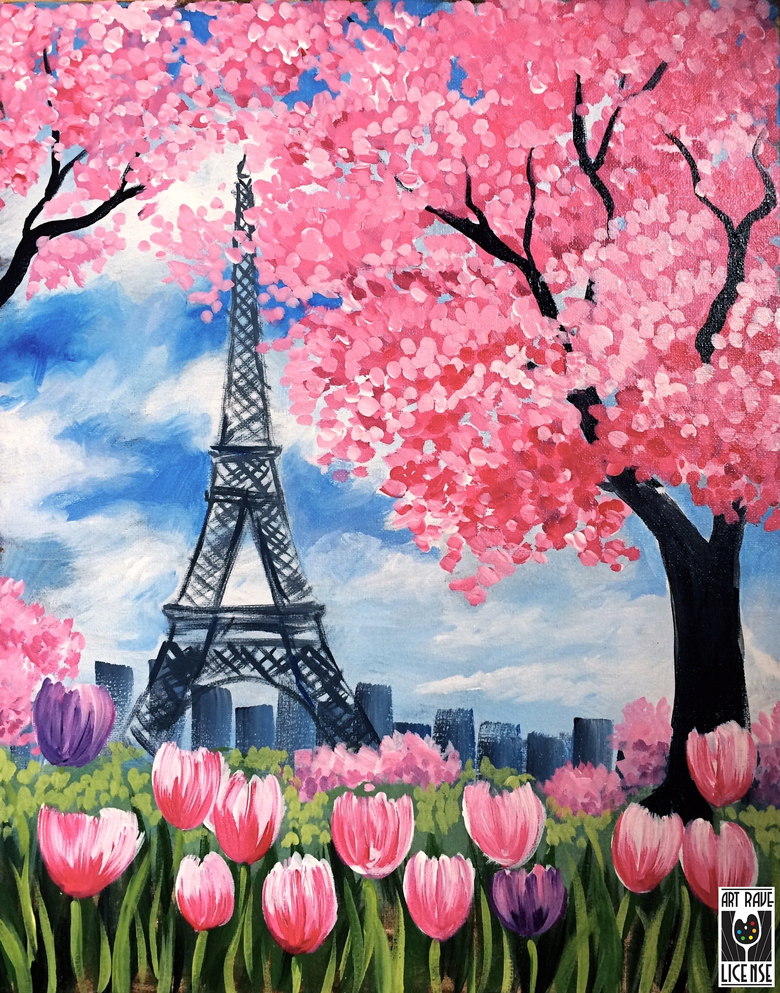 Springtime in Paris 2
