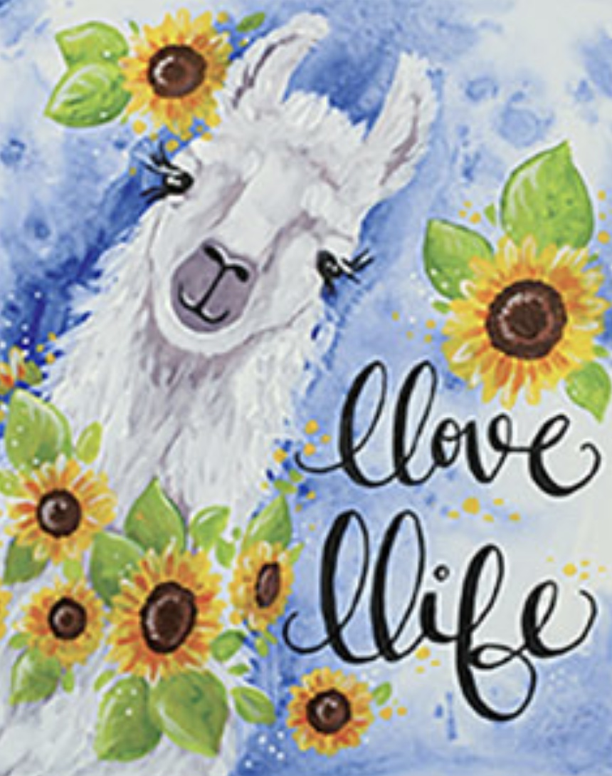 Llama - love life