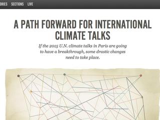 Ensia: A Path Forward for International Climate Talks