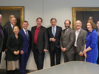 Meeting of Marks & Spencer Advisory Board