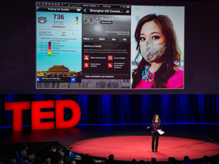 TED2014: China's pollution problem is everyone's problem