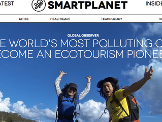 Smartplanet: Can the World's Most Polluting Country be an Ecotourism Pioneer?
