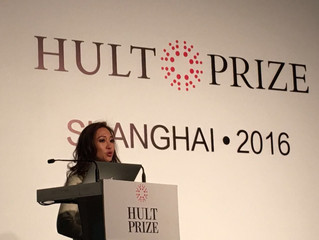 Judging the 2016 Hult Prize