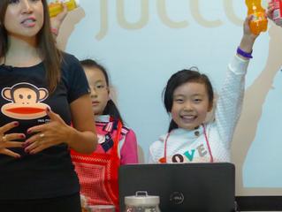 JUCCCE Develops Class on Sugary Drinks