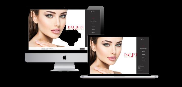 Daljeet beauty solihull skincare
