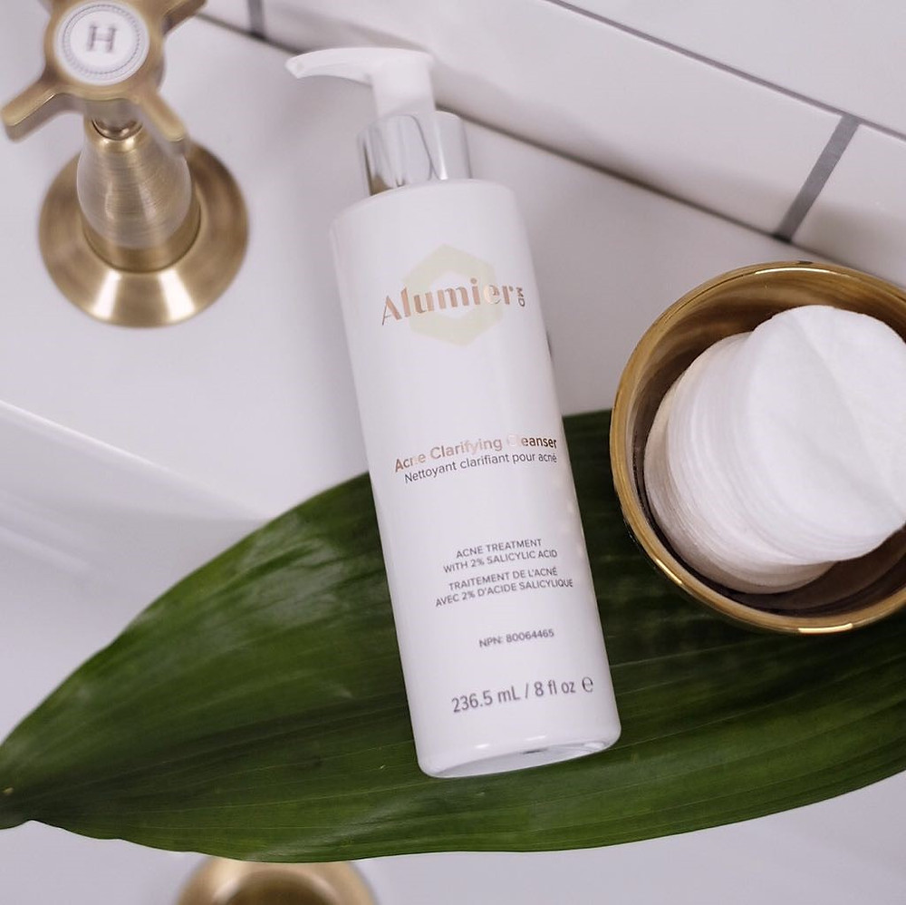 Acne clarifying cleanser at Ultim8SKN Glasgow
