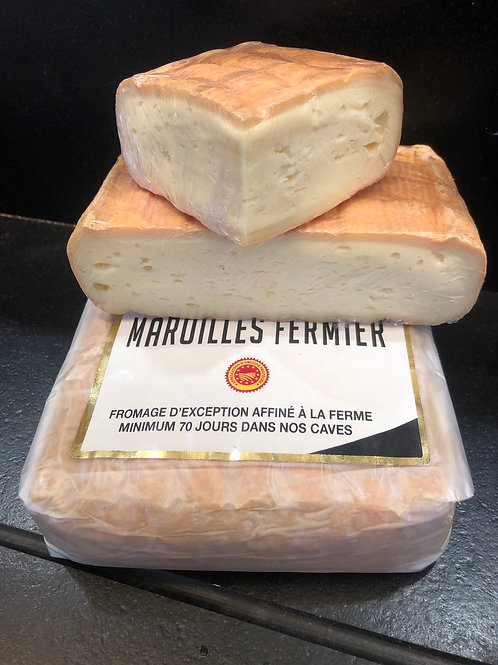 Maroilles fermier (1/4 env 170gr)