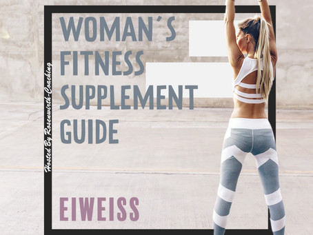 Woman's Fitness Supplement Guide