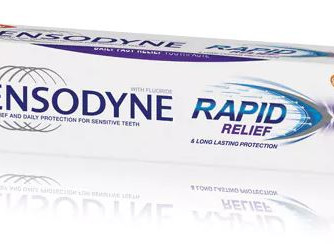 Product of the week: Sensodyne Rapid Relief