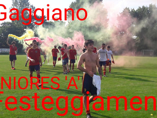 Spareggio Playout Juniores: Accademia Gaggiano Team mantiene la categoria !
