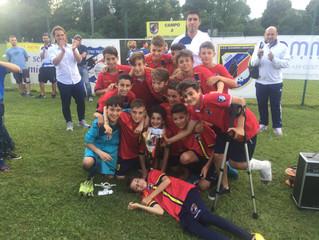 1° torneo Gaggiano next generation Sampdoria