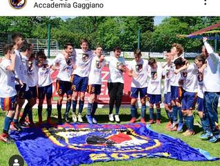 Giovanissimi 2004 Campioni Provinciali Milano !!!