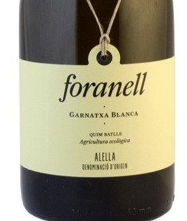 Foranell Garnatxa Blanca 2015 75 cl.
